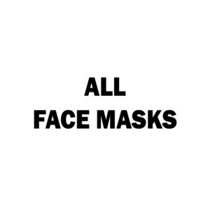 ALL FACE MASKS