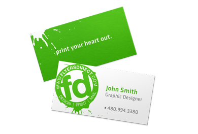 Mini Business Cards Printer in Tempe | Business Cards Printing