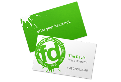 Business Cards Printer in Tempe | Business Card Printing Phoenix