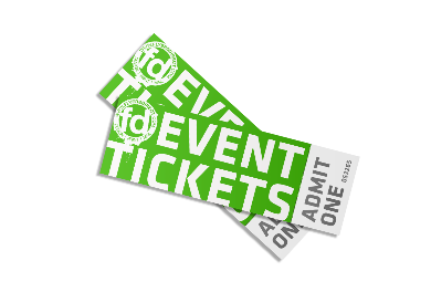 Event Tickets – Non Numbered & Non Perforated Printer in Phoenix