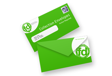Collection Envelopes Printer in Tempe | Printer Phoenix Arizona