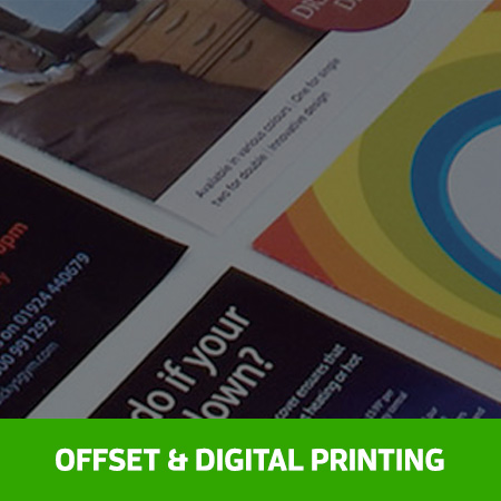 Offset and Digital Printing Services